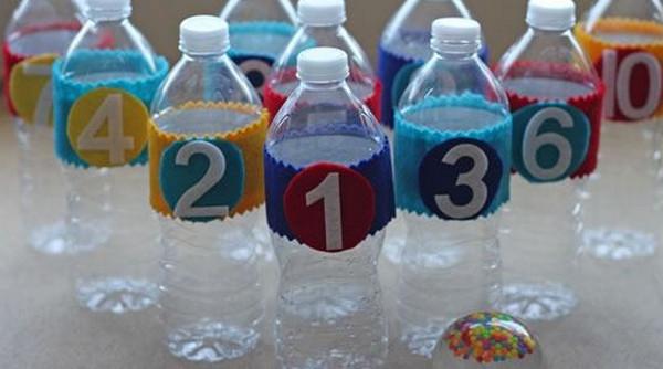 Hướng dẫn cách làm đồ chơi từ phế liệu rác tái chế - Chai nhựa