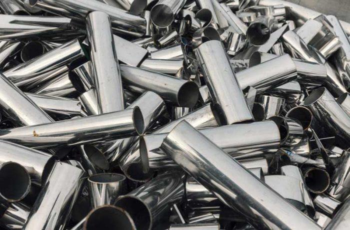 Inox 304 316 201 403 430 410 …Inox loại tốt cao cấp - phế liệu Quang Đạt