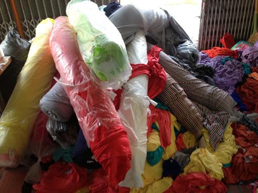 Mua vải phế liệu tận nơi giá cao hơn thị trường nhiều lần | Công ty phế liệu Quang Đạt