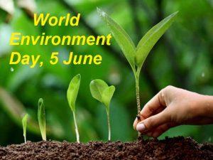 Ngày môi trường thế giới - Phế liệu Quang Đạt