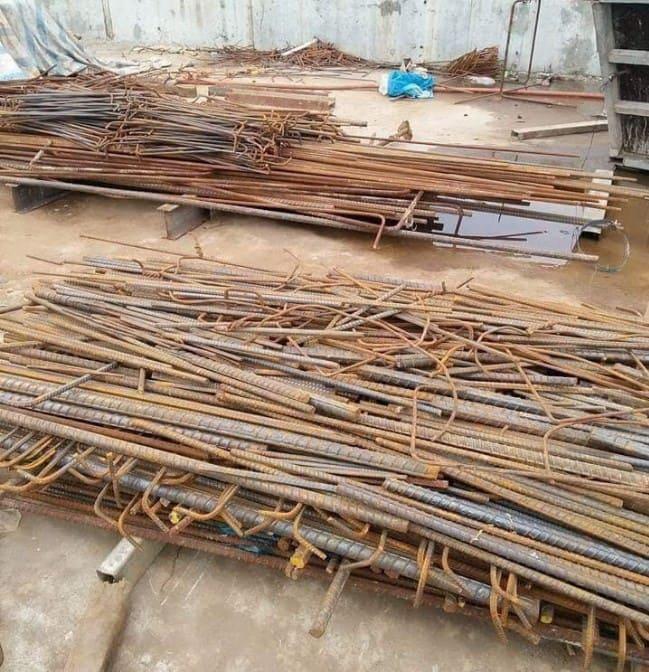Thu mua phế liệu sắt thép công trình tận nơi giá cao