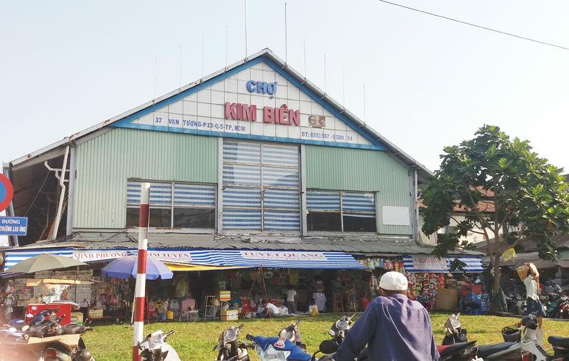 Chợ Kim Biên - Phế liệu Quang Đạt