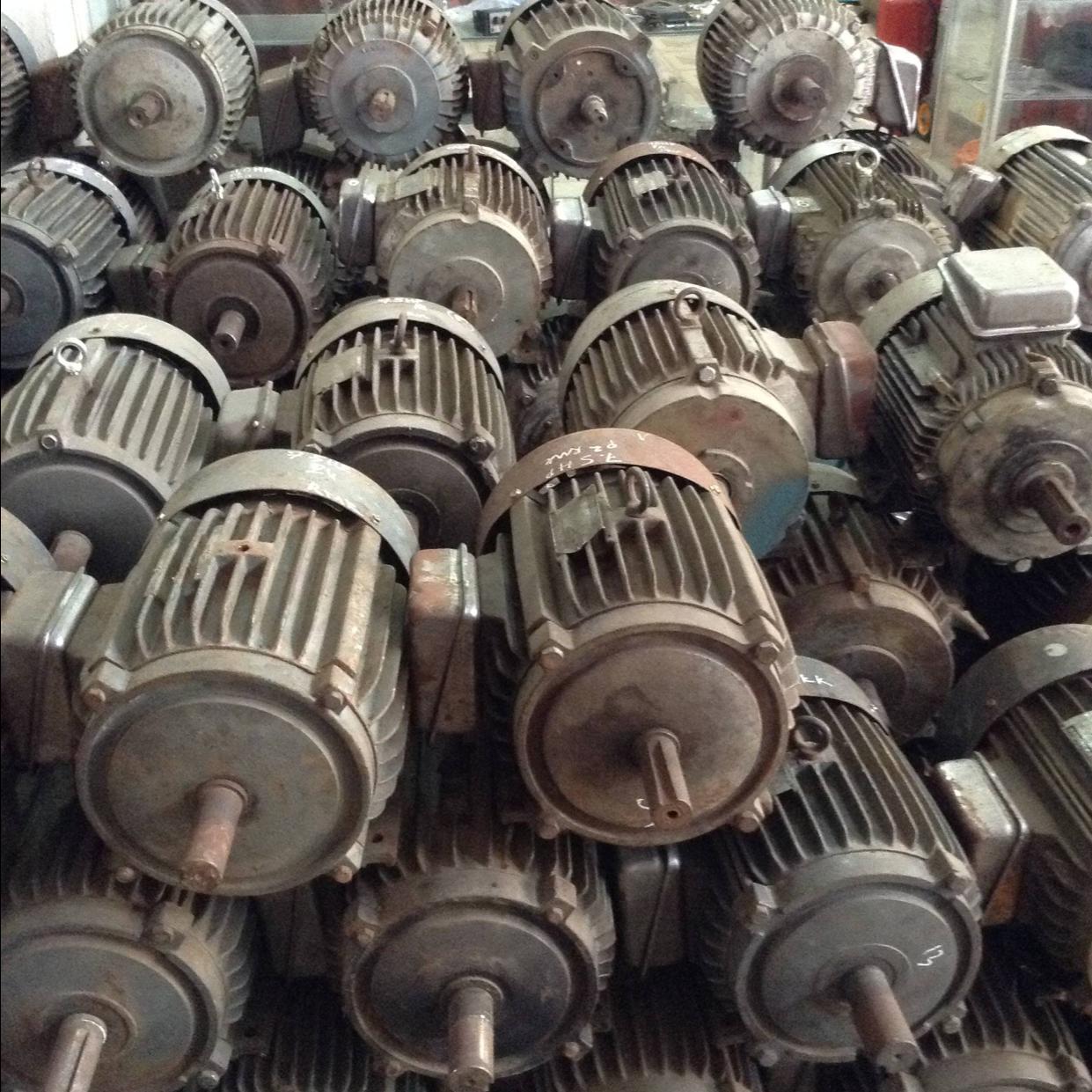 Thu mua môtơ cũ các loại giá cao tại TPHCM