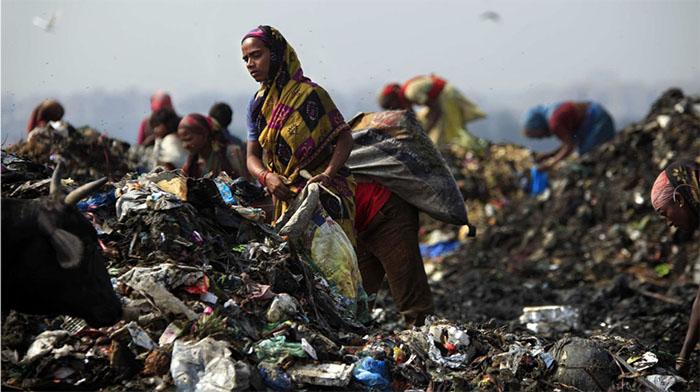 Theo thống kê, trên toàn thế giới có đến 15 triệu người vẫn nhặt phế liệu hàng ngày để kiếm sống. Họ lượm nhặt phế liệu từ những bãi rác để bán kiếm tiền cũng như để sử dụng lại.