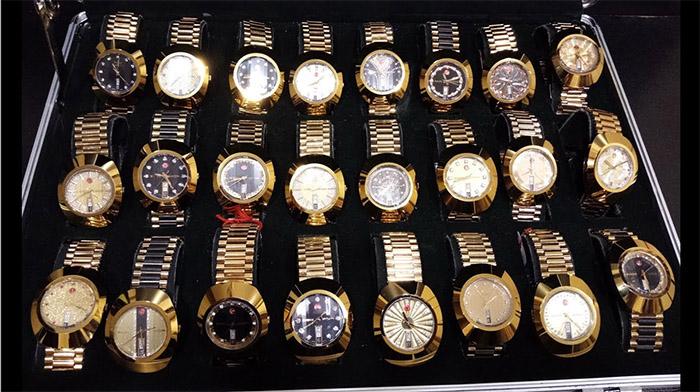 Thu mua đồng hồ cũ treo tường và đeo tay giá cao